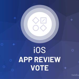 Buy iOS App Review Votes