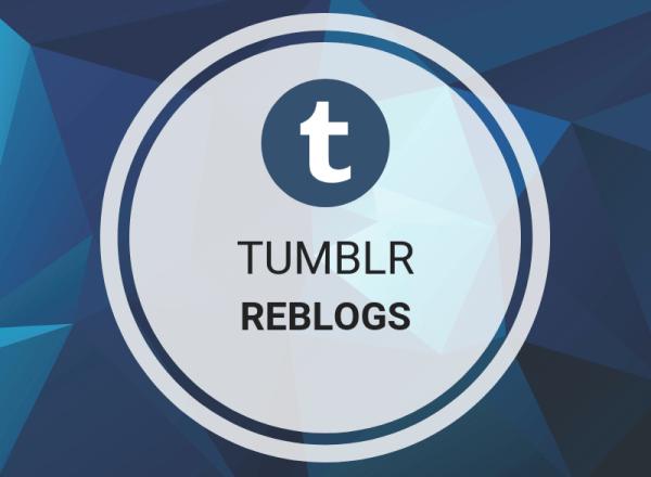 Tumblr Reblogs
