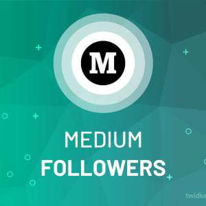 Buy Medium Followers