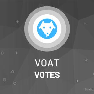 Buy Voat Votes