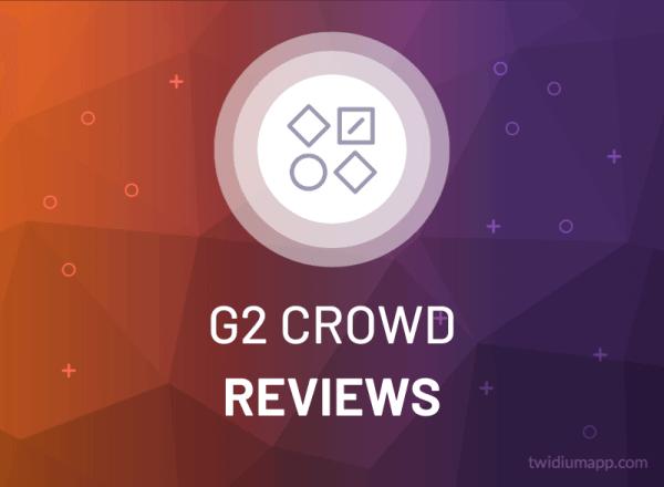Buy G2 Crowd Reviews