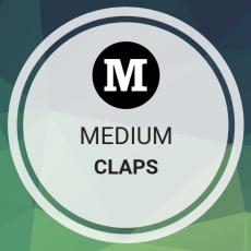 Medium Claps - 250 Medium Claps