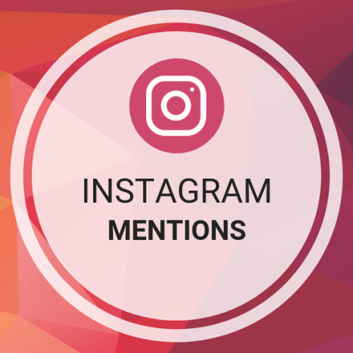 Instagram Mentions