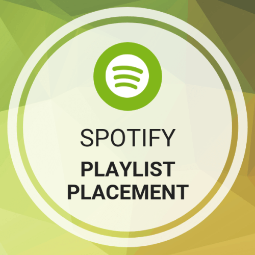 Spotify Playlist Placement