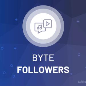 Buy Byte Followers