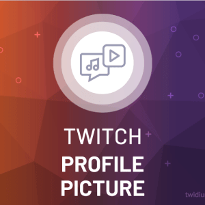 Buy Twitch Profile Picture