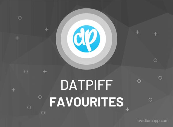 Buy Datpiff Favorites