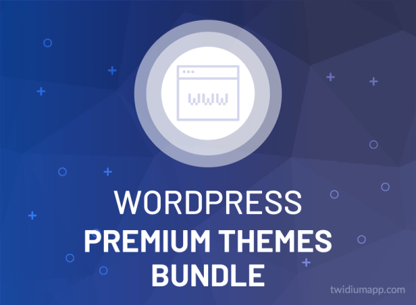 Buy Wordpress Premium Themes Bundle