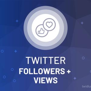 Buy Twitter Followers & Views