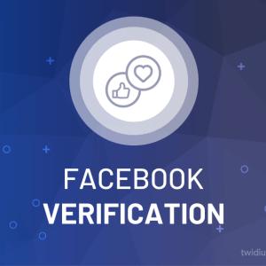 Buy Facebook Verification (Blue Verified Badge)