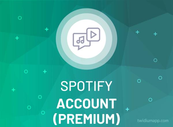 Buy Spotify Account (Premium)