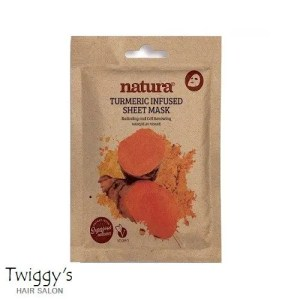 BeautyPro Natura Turmeric Sheet Mask