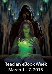 Schooled in Magic; Read an eBook Week 2015