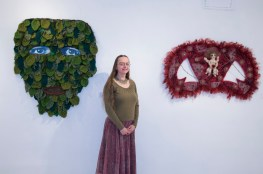 Stephanie Huffman - Fiber Artist in Oregon - Artist with Work