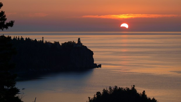 Split Rock Lighthouse State Park. (Pioneer Press: Andy Rathbun)
