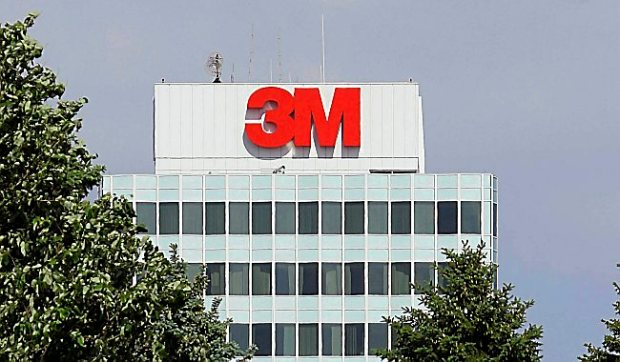 3M headquarters building in Maplewood. (Karen Bleier/AFP/Getty Images)