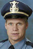 Craig Gromek in his police uniform in 2007.  (Courtesy photo)