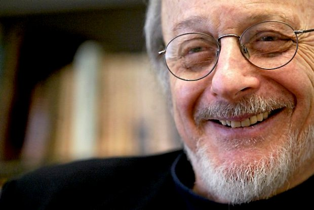 American author E.L. Doctorow (AP Photo/Mary Altaffer, File)