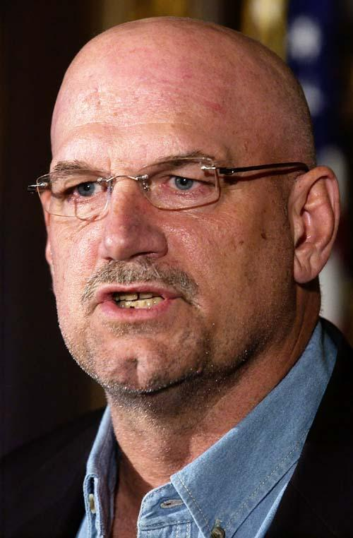 Jesse Ventura, the former Reform Party governor said there's nothing that could get him back into politics. (AP Photo/Tom Olmscheid, file)
