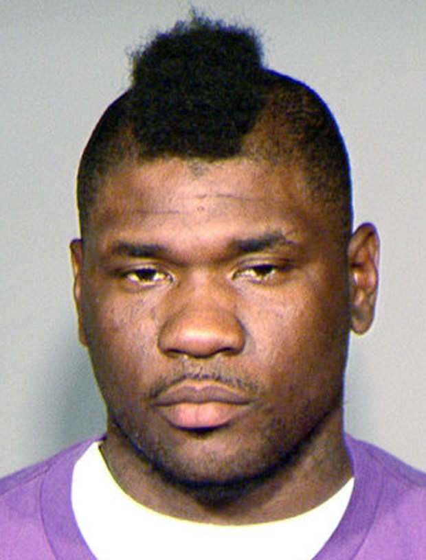 Brett Charles Rogers, a mixed martial artist was charged June 30, 2011 in Dakota county court with felony domestic assault.