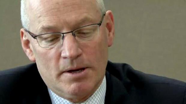 Minnesota Revenue Commissioner Myron Frans talks about tax reform.