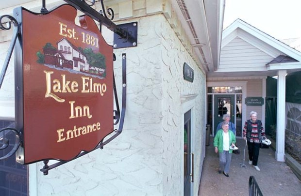 The Lake Elmo Inn. (Pioneer Press archives)