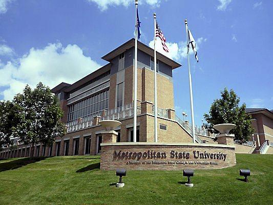 Metro State University in St. Paul (Courtesy photo)