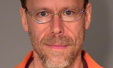 The Ramsey County attorney's office charged Thomas Wayne Evenstad, DOB 7/15/65, of Edina, on March 17, 2014, with two counts of terroristic threats. He's accused of going to the homes of the Hennepin County sheriff and an assistant county attorney who prosecuted him in 1999 for criminal sexual conduct. The wives of both the sheriff and prosecutor felt threatened, the criminal complaint said. Photo courtesy of the Ramsey County sheriff's office.