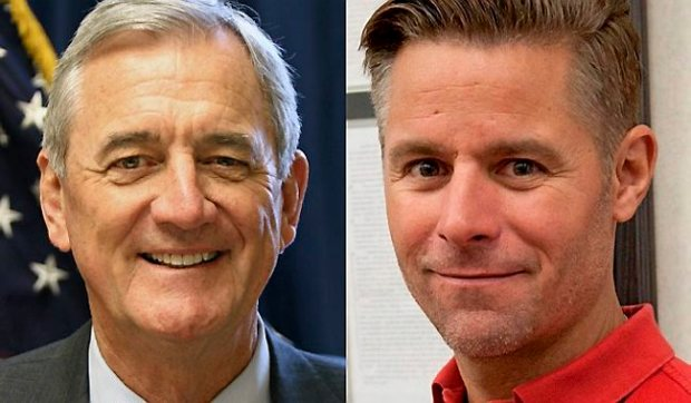 Democratic incumbent Rep. Rick Nolan, left, and Republican Stewart Mills. (Photos courtesy of the candidates)