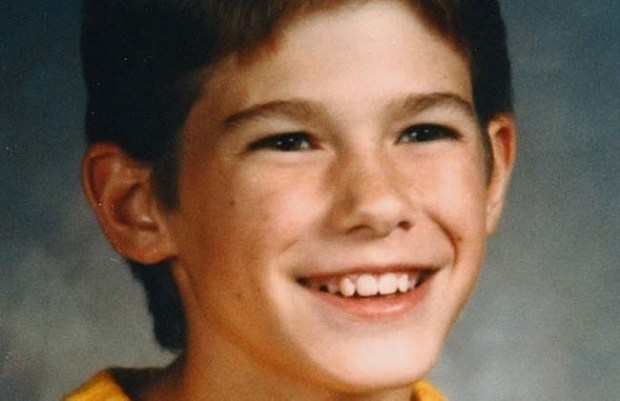 Jacob Wetterling, in a school photo from his family.