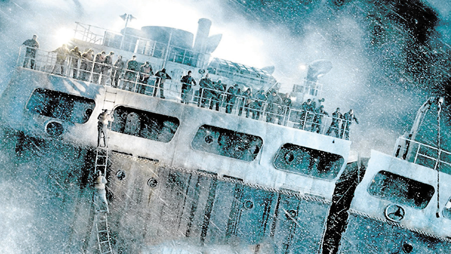 Movie Review Sinking Ship Tale Subtle Acting Make