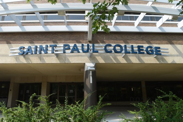 St. Paul College (Pioneer Press: Holly Peterson)