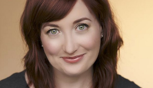 """Comedian and St. Paul native Joleen Lunzer is 36. If you're not at work (or have headphones) click here to check out her video """"Sh** Minnesota Girls Say."""" Or check her out here on Hulu Comedy Time. (Courtesy of palegurl.com)"""