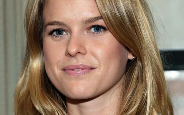 "Actress Alice Eve of ""Star Trek: Into Darkness"" is 34. (Getty Images: Monica Schipper)"