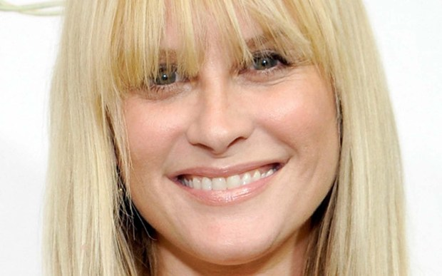"Actress Bonnie Somerville of CBS's ""Golden Boy"" is 42. (Getty Images: John Sciulli)"