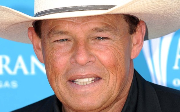 "Country singer Sammy Kershaw is 58. So click here and sing along: ""Queen of My Double-Wide Trailer."" (Getty Images: Gabriel Bouys)"