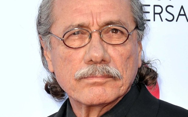 """Actor Edward James Olmos -- of """"Blade Runner"""" and the """"Battlestar Galactica"""" remake -- is 69. (Getty Images: Alberto E. Rodriguez)"""
