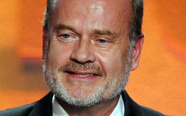 Actor Kelsey Grammer is 61. (Getty Images: Kevin Winter)