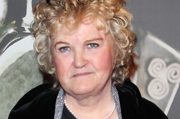 Actress Brenda Fricker is 71. (Getty Images: Tim Whitby)