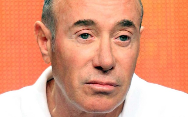 Record company executive David Geffen is 72. (Getty Images: Frederick M. Brown)