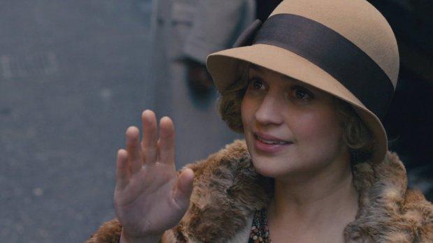 """Alicia Vikander in """"The Danish Girl."""""""