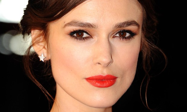 "Actress Keira Knightley — ""The Imitation Game,"" ""Anna Karenina,"" ""Pride and Prejudice"" — is 31. (Getty Images: Dave J Hogan)"
