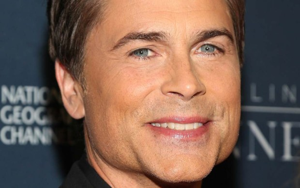 """Actor Rob Lowe -- """"Parks and Recreation,"""" """"St. Elmo's Fire,"""" """"Austin Powers"""" -- is 52. Lit'rally. (Getty Images: Imeh Akpanudosen)"""
