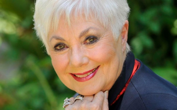 """Actress Shirley Jones -- mom Shirley on '70s TV's """"The Partridge Family"""" is 82. She's also beloved for her roles in the musicals """"The Music Man"""" and """"Carousel."""" (Associated Press: Chris Pizzello)"""
