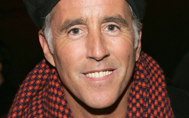 Actor and writer Christopher Lawford is 61. He's the only son of actor Peter Lawford and Patricia Kennedy, sister of former President John F. Kennedy. (Getty Images: Thos Robinson)