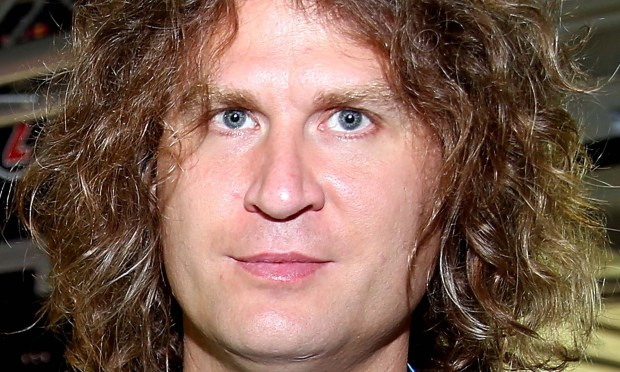 The Killers guitarist Dave Keuning, is 40. (Getty Images: Mark Thompson)