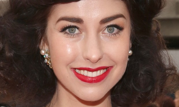 Singer Kimbra is 26. (Getty Images: Christopher Polk)