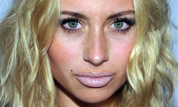 """Singer-actress Aly Michalka of the band Aly and AJ and the TV show """"Hellcats"""" is 27. (Getty Images: John Shearer)"""