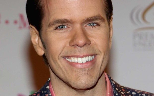 Celebrity gossip Perez Hilton — born Mario Armando Lavandeira, Jr. — is 38. (Getty Images: Alexander Tamargo)