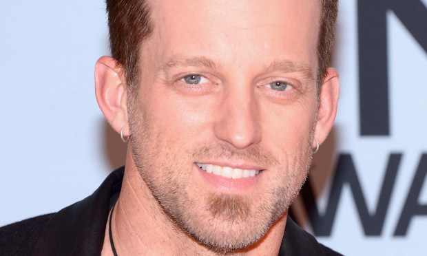 Singer Keifer Thompson of Thompson Square is 40. (Getty Images: Michael Loccisano)